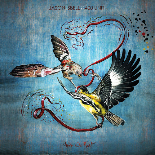 Here We Rest de Jason Isbell