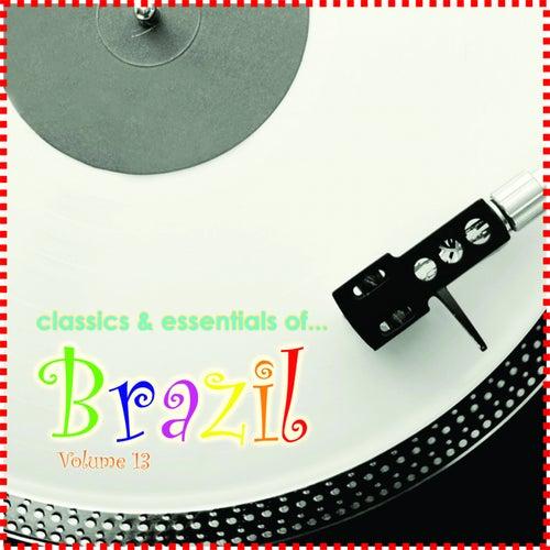 Essentials Of Brazil, Vol. 14 de Bola Sete, Edu Lobo, Maysa, Pery Ribeiro, Raul de Souza, Roberto Carlos, Sambalanço Trio, Wanda Sah, Wanderléa, Stellinha Egg