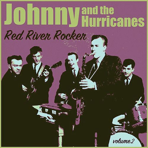 Red River Rocker, Volume 2 by Johnny & The Hurricanes