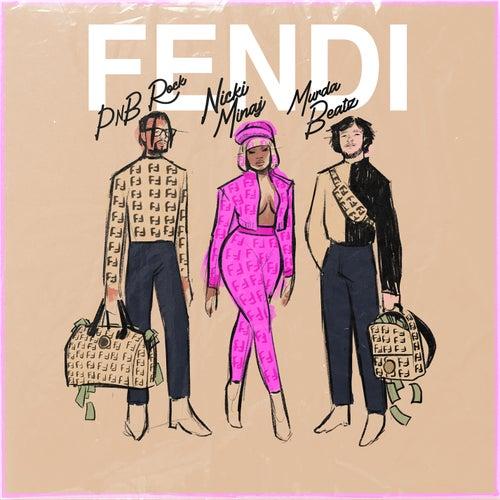 Fendi (feat. Nicki Minaj & Murda Beatz) by PnB Rock