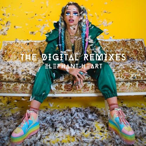 The Digital (Remixes) de Elephant Heart