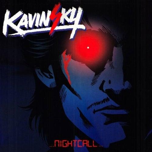 Nightcall Kavinsky de Alejandro MG