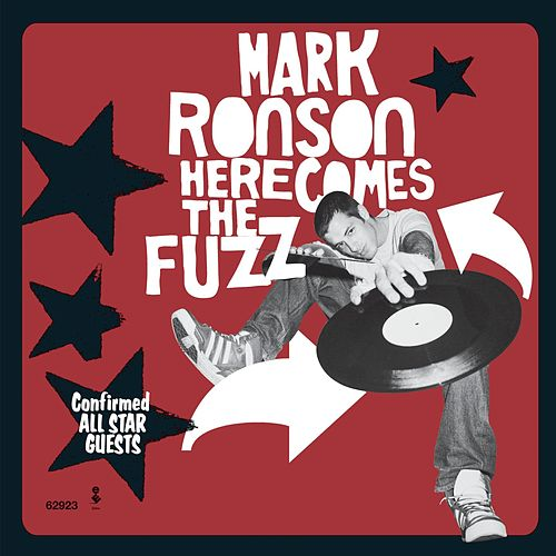 Here Comes The Fuzz de Mark Ronson