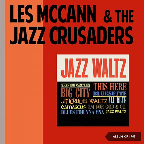 Jazz Waltz (Album of 1963) de Les McCann