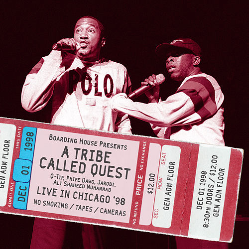 Live in Chicago '98 de A Tribe Called Quest