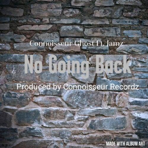 No going back van Connoisseur Ghost
