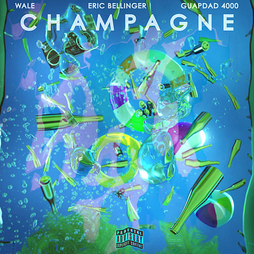 Champagne (feat. Wale & Guapdad 4000) by Eric Bellinger