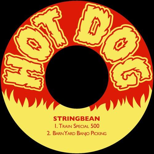 Train Special 500 / Barn Yard Banjo Picking de Stringbean