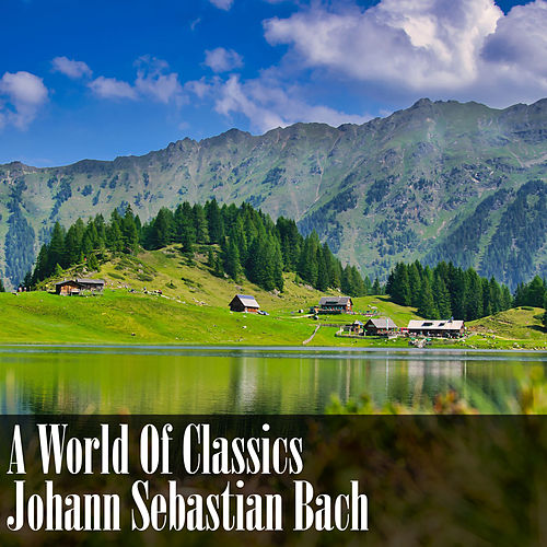 A World Of Classics: Johann Sebastian Bach by Johann Sebastian Bach