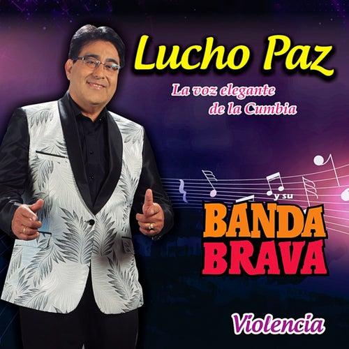 Violencia by Lucho Paz y su Banda Brava