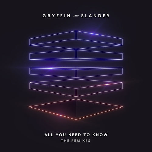 All You Need To Know (The Remixes) von Gryffin
