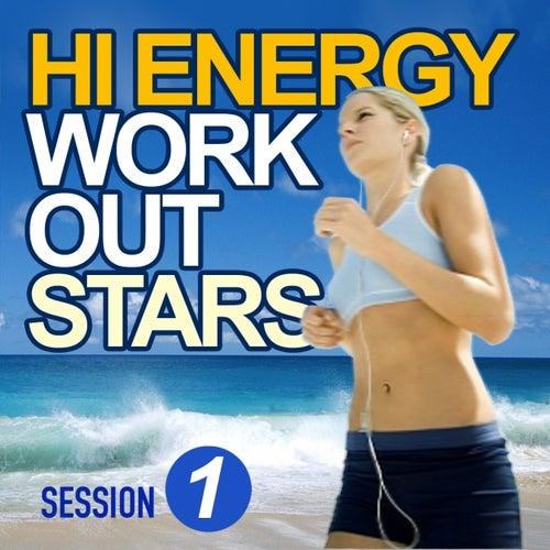 Hi Energy Workout Stars (Session 1) von Various Artists