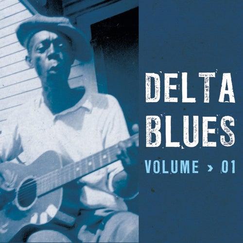 Delta Blues , Vol. 1 de Various Artists