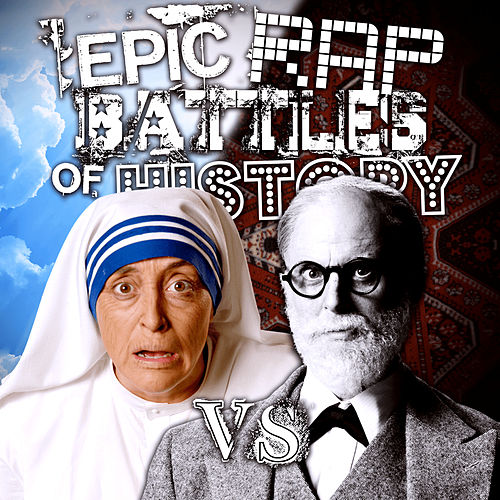 Mother Teresa vs Sigmund Freud von Epic Rap Battles of History