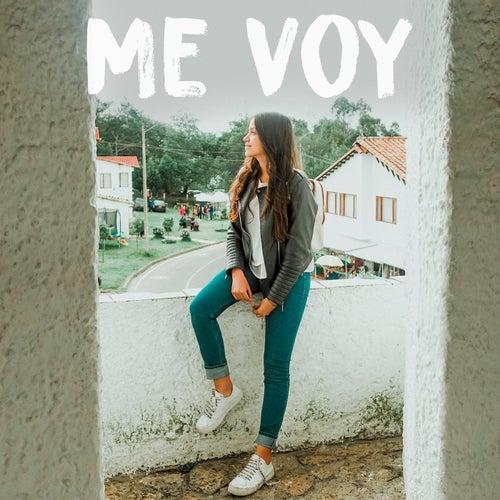 Me voy by Laura Naranjo