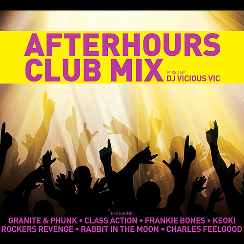 Vicious Vic: Afterhours Club Mix by Various Artists