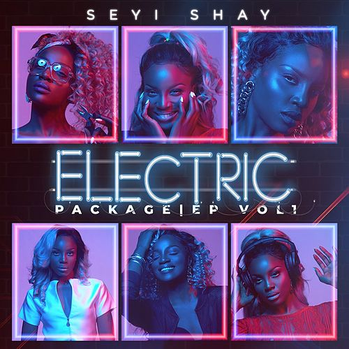 Electric Package EP Vol.1 by Seyi Shay