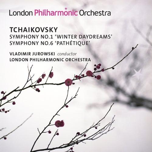 Tchaikovsky: Symphonies Nos. 1 & 6 von London Philharmonic Orchestra