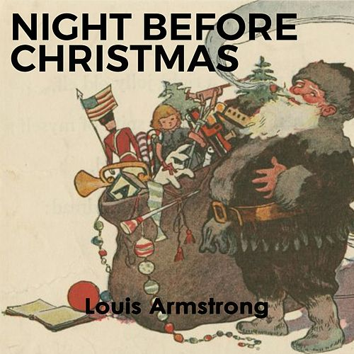 Night before Christmas by Louis Armstrong