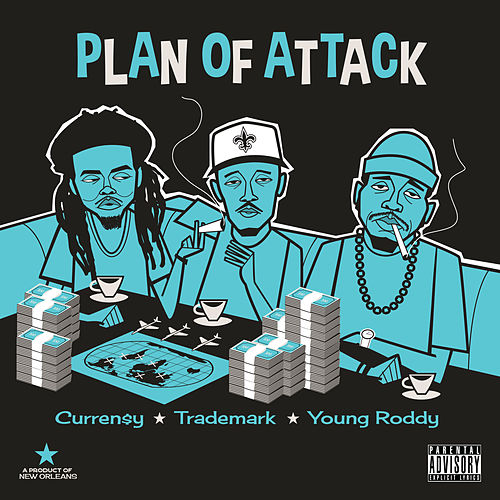 Plan of Attack von Curren$y