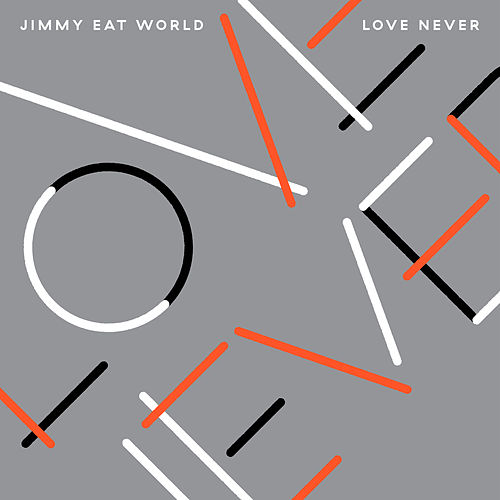 Love Never von Jimmy Eat World