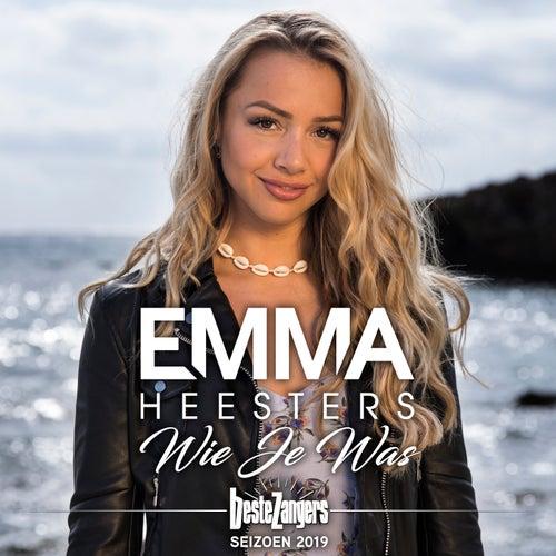 Wie Je Wa de Emma Heesters