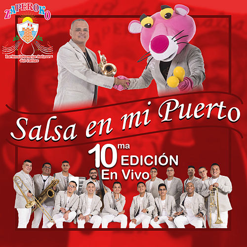 Salsa En Mi Puerto: 10ma Edición (En Vivo) by Orquesta Zaperoko de