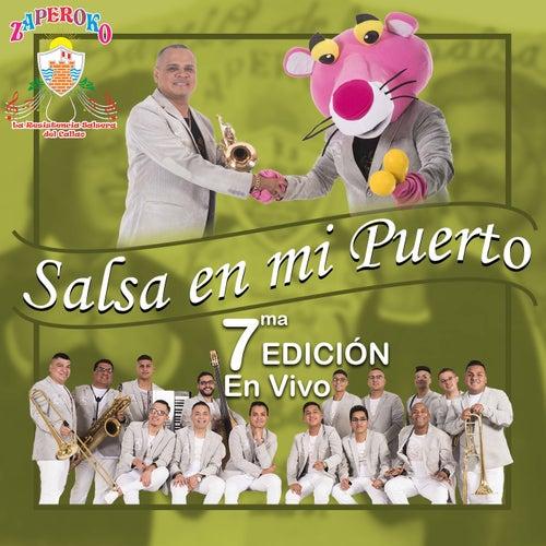 Salsa En Mi Puerto: 7MA Edición (En Vivo) de Orquesta Zaperoko de