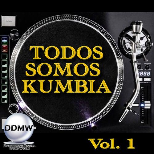 Todos Somos Kumbia, Vol. 1 de Various Artists