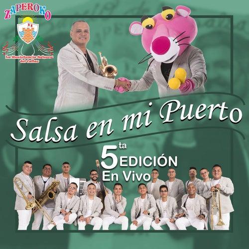 Salsa En Mi Puerto: 5TA Edición (En Vivo) by Orquesta Zaperoko de