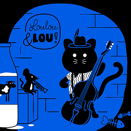 Jazz für Kinder (Piano) de Jazz Katze Louis Kindermusik