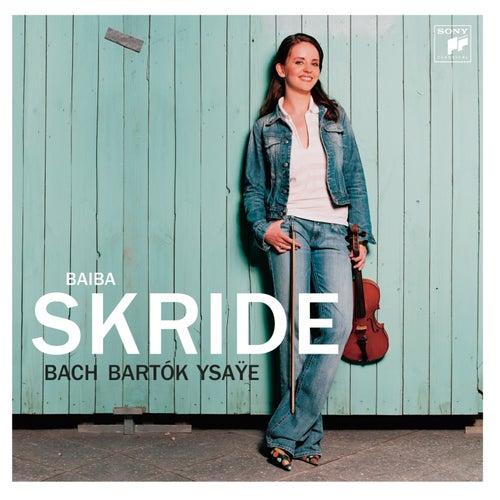 Baiba Skride Violin by Baiba Skride