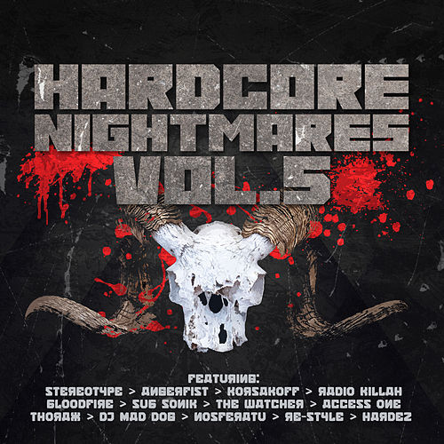 Hardcore Nightmares, Vol. 5 by Various Artists