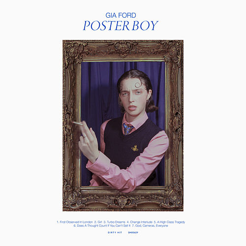 Poster Boy by Gia Ford