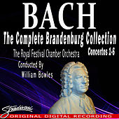 Bach: The Complete Brandenburg Collection, Concertos Nos. 1-6 by Johann Sebastian Bach