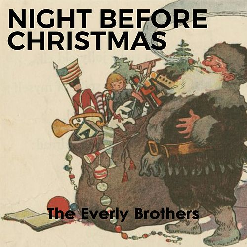 Night before Christmas von The Everly Brothers