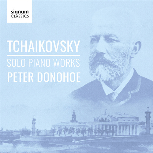 Six Pieces on One Theme, Op. 21: III. Impromptu. Allegro molto by Peter Donohoe