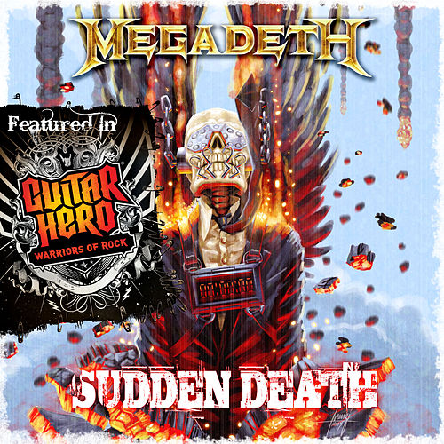 Sudden Death by Megadeth