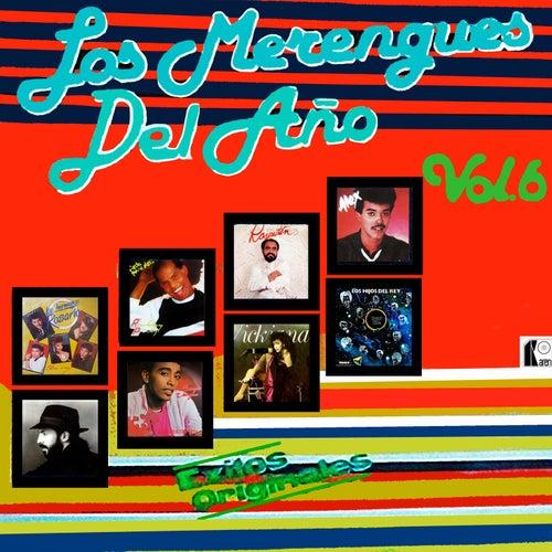 Los Mernegues del Ano, Vol. 6 by Various Artists