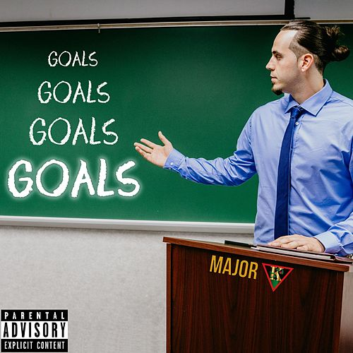 Goals by major K
