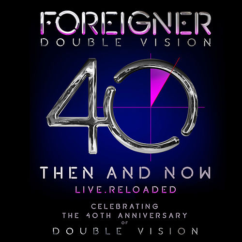 Double Vision: Then and Now (Live) de Foreigner