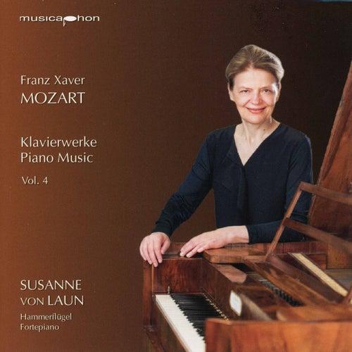 Piano Music, Vol. 4 von Susanne Von Laun