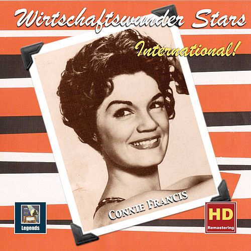 Wirtschaftswunder-Stars: Connie Francis - International 1957-1962 (2019 Remaster) de Connie Francis