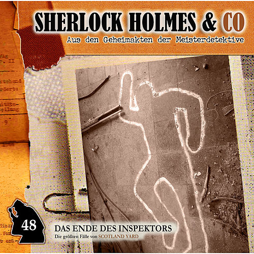 Folge 48: Das Ende des Inspektors von Sherlock Holmes & Co