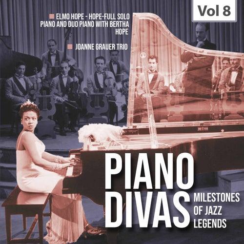 Milestones of Jazz Legends: Piano Divas, Vol. 8 di Elmo Hope