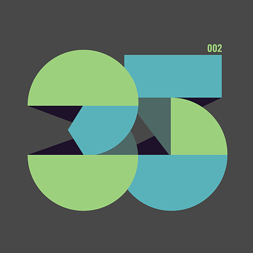 35-002 (Acid Track Remixes) von DJ Pierre