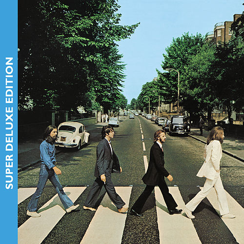 Abbey Road (Super Deluxe Edition) by The Beatles