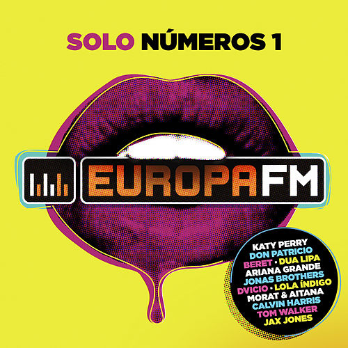 Europa FM 2019 de Various Artists