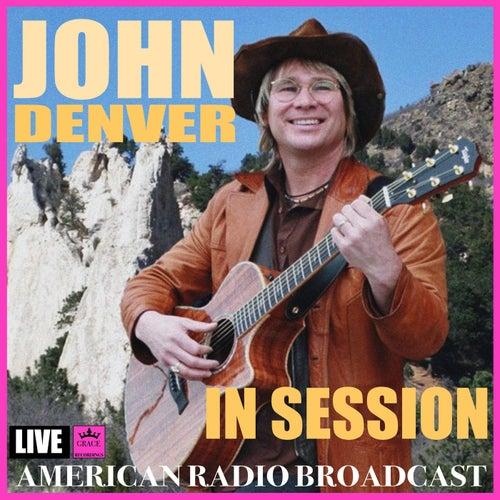 John Denver in Session (Live) de John Denver