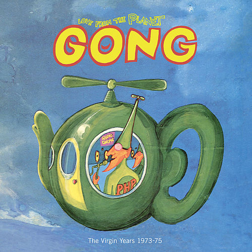 Love From The Planet Gong de Gong